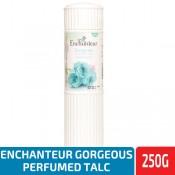 Enchanteur Gorgeous Perfumed Talc 250 g