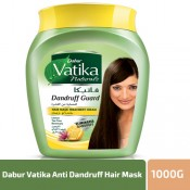 Vatika Natural Dandruff Guard Hair Mask Treatment Cream 1 kg