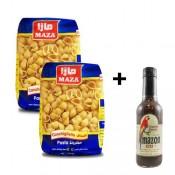 Maza Pasta Conchigliette 2x500 g + Amazon Sauce 98 ml