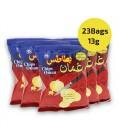 Oman Chips 23x13 g