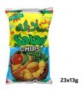 Salad Chips 23 x 13 g