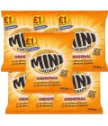 McVities Baked Mini Chedars Biscuits 7x25 g