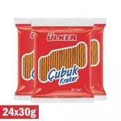 Ulker Stick Crackers 24x30g