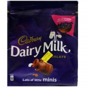 Cadbury Dairy Milk Mini Chocolate 204 g