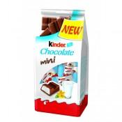 Kinder Chocolate Minis  ( 20 minis) 120 g