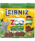 Bahlsen Zoo Jungle Chocolate Biscuits 100g