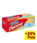 McVities Digestive Biscuit Light 500 g