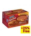 McVities Digestive Milk Chocolate 250g
