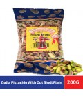 Bu Dalla Pistachio Without  Shell Plain 200g