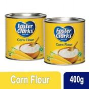 Foster Clarks Corn Flour 2x400 g