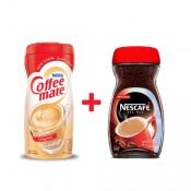 Nescafe Coffee 100g+Coffee Mate 400g