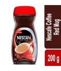 Nescafe Coffee Red Mug 200 g