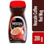 Nescafe Coffee Red Mug 200 g