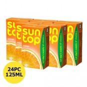 Sun Top Orange 24x125 ml