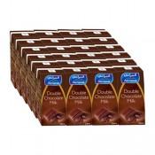 Almarai UHT Milk Double Chocolate 24x200ml