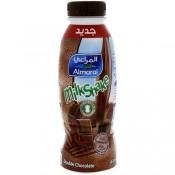 Al Marai Milk Shake Double Chocolate 340 ml