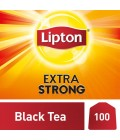 Lipton Extra Strong Black Tea Bags 100 Bags