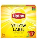 Lipton Yellow Label Black Tea Bags 100 Bag