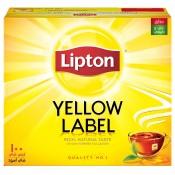 Lipton Yellow Label Black Tea Bags 100 Bag