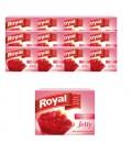 Royal Raspberry jelly 12x85 g