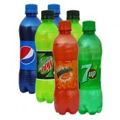 Pepsi Different Flavors Buy 5 & Get 1 FREE