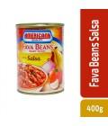 Americana Fava Beans Salsa 400 g