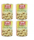 Maza Chick Peas 4x420 g