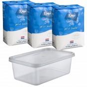 Nezo Salt 3x1kg