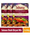 Suhana Shahi Biryani Mix 3x50 g