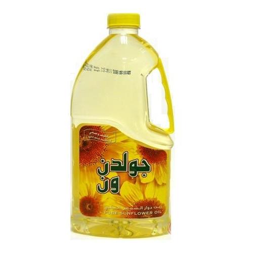 Golden One Sunflower Oil 1.8 Ltr