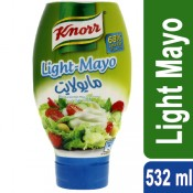 Knorr Light Mayo Reduced Fat 532 ml