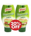 Knorr Mayonnaise 2x295 ml