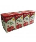 Metro Tomato Paste 8x135 g